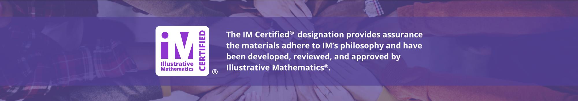 IM Certified logo